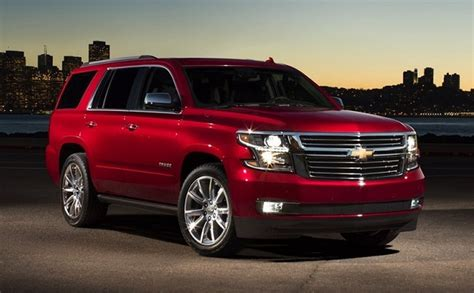 2019 Chevy Tahoe Design, Engines, Price  20182019 Suvs