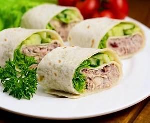 Recette Avec Tortillas Wraps : tortillas wraps estivales recette de tortillas wraps estivales marmiton ~ Melissatoandfro.com Idées de Décoration