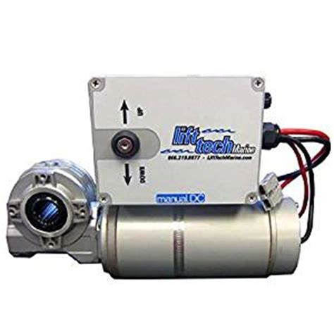 Boat Lift Winch Electric amrc eddw12 craftlander electric direct