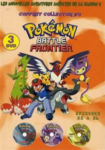 Calendar Format Pokémon Battle Frontier Coffret Collector N 3
