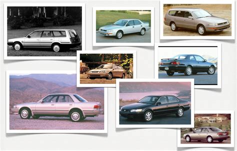 Toyota Camry History by History Of Toyota Camry Springs Toyota
