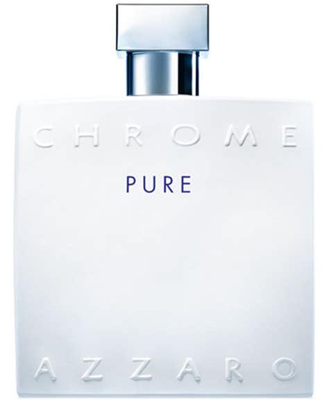 azzaro mens chrome pure eau de toilette spray oz