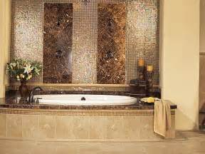bathroom tiles designs ideas 30 great ideas of glass tile for bath