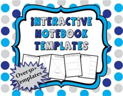interactive notebook templates top 5 reasons that your class should be using interactive notebooks kesler science