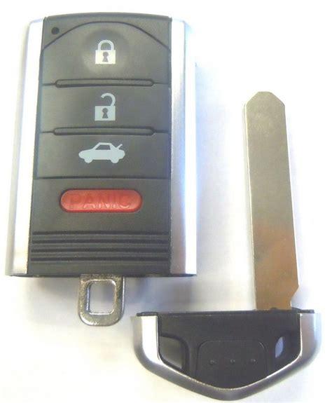 Acura Fcc Mnwy Keyless Remote Smart Key Fob