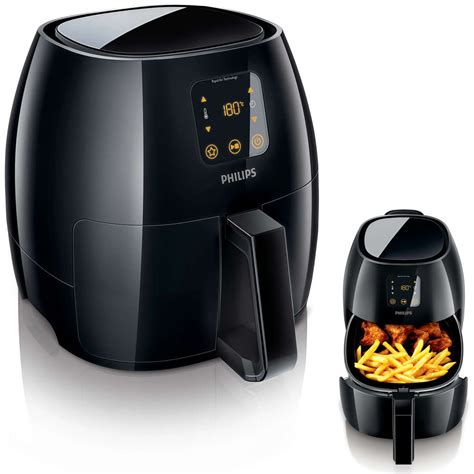 fryer air philips xl airfryer hd9240 electric grill healthy cooker bake fryers deep zoom appliances