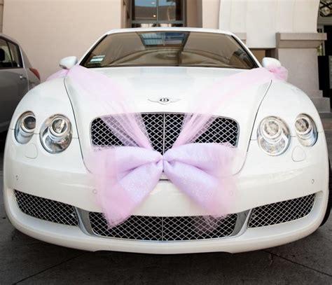 ruban pour deco voiture mariage d 233 coration voiture mariage 55 id 233 es de d 233 co romantique