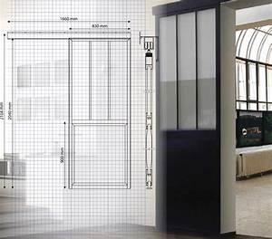porte coulissante type atelier en aluminium priximbattable With porte de garage coulissante et porte intérieure type atelier