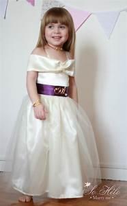 robe demoiselle dhonneur le blog d39heloise bijoux de With tenue de mariage avec parure bijoux fille