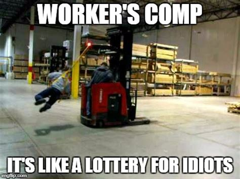 Workers Comp Meme - sometimes imgflip