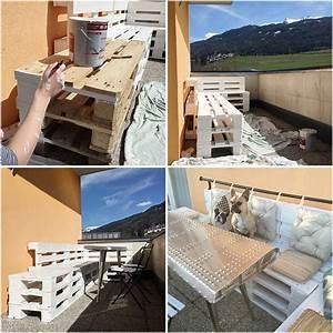 Terrassenmöbel Aus Paletten : terrassenm bel aus europaletten neuesten ~ Whattoseeinmadrid.com Haus und Dekorationen