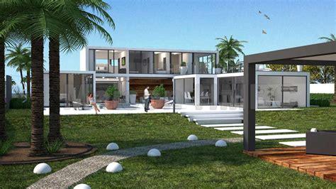 villa brasilia hmbc luxe constructeur de maisons de luxe maison prestige maison