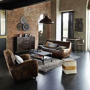 Deco Style Industriel : deco maison vintage industriel meuble et d co ~ Melissatoandfro.com Idées de Décoration