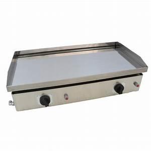 Plancha Gaz Chrome Dur : plancha gaz inox chrome dur cp 90 ~ Premium-room.com Idées de Décoration