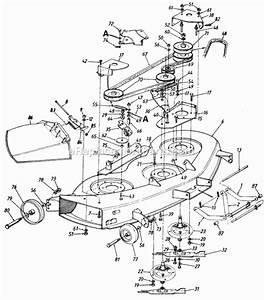 31 Belt Diagram For Mtd Riding Mower