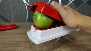 Obst Und Gemüse Entsafter Test : dieser slicer hat mich berrascht obst und ~ Michelbontemps.com Haus und Dekorationen