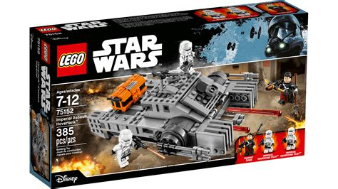 Amazon.com: LEGO Star Wars Imperial Assault Hovertank