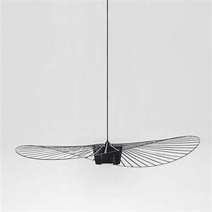 Lampe Vertigo Pas Cher : lampe vertigo petite friture suspension en noir design ~ Teatrodelosmanantiales.com Idées de Décoration