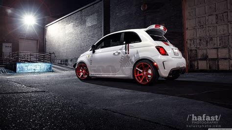 Fiat 500 Abarth Wallpaper by Abarth Wallpapers Wallpaper Cave