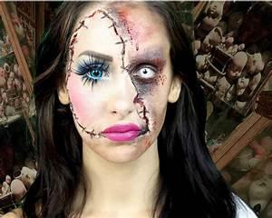 Make Up Ideen : fabulous halloween make up ideen f r m dchen neue mode ~ Buech-reservation.com Haus und Dekorationen