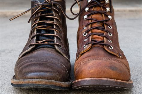red wing copper rough tough iron ranger review