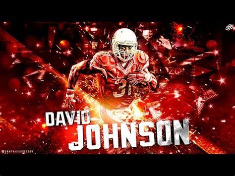 david johnson ultimate career highlights mvp nfl