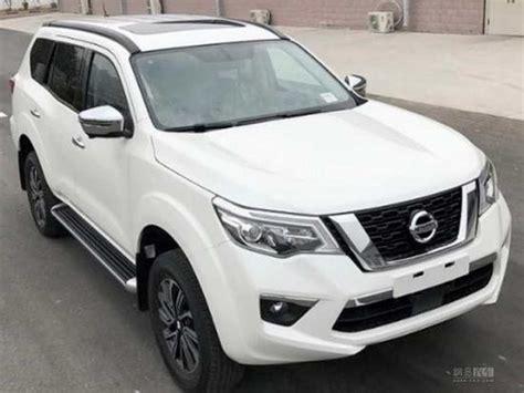 2018 Nissan Terra Suv Launch, Price, Engine, Specs