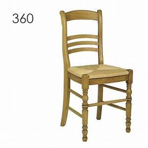 Chaise bois cuisine chaise de salle manger en tissu et for Meuble salle À manger avec chaise en paille
