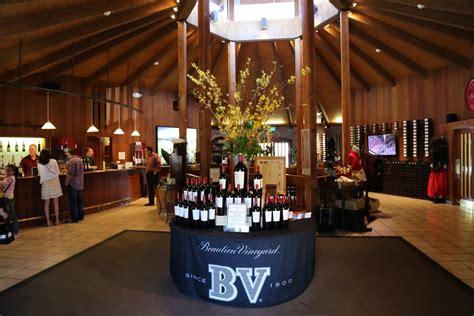 beaulieu vineyard  napa wine project
