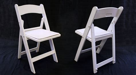 white wood resin chair with padded seat rental iowa city