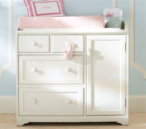 pottery barn changing table changing table pottery barn