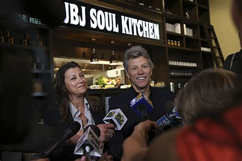 Jon Bon Jovi Restaurant Offer Free Meals Toms River