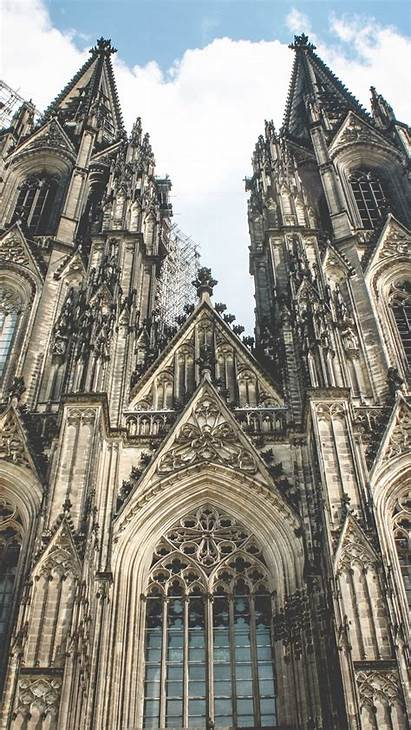 Cologne Germany Church Cathedral 6s Parallax Iphone