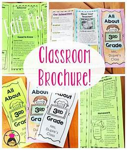 top 362 ideas about back to school on pinterest first day of school back to school and new With teacher brochure template
