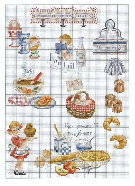 le de cuisine 1000 images about cross stitch 2 on punto