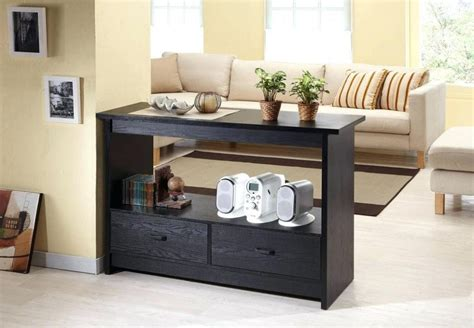 Entryway Table With Drawers And Storage