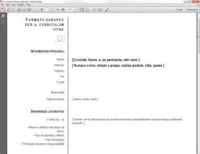 download gratis curriculum vitae europeo da compilare pdf reader curriculum vitae europeo in pdf download gratis