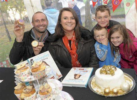 Great British Bake Off winner Jo Wheatley helped judge the ...