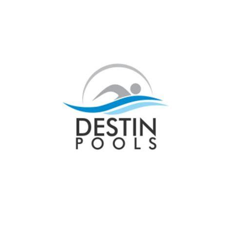 Logo Design Contests » Fun Logo Design For Destin Pools