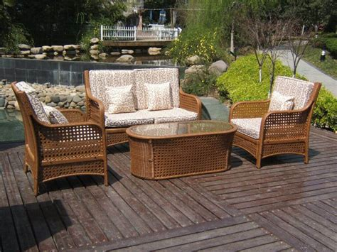 Cheap Patio Sets by Best Wicker Patio Furniture Sets