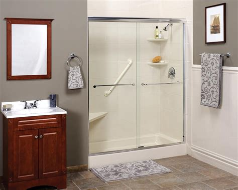 Tub Shower Remodel by Easycare Bath Showers Bathroom Remodel