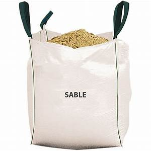 Big Bag De Sable : sable 0 4 big bag 1 m3 pour mortier et b ton parimat ~ Dailycaller-alerts.com Idées de Décoration