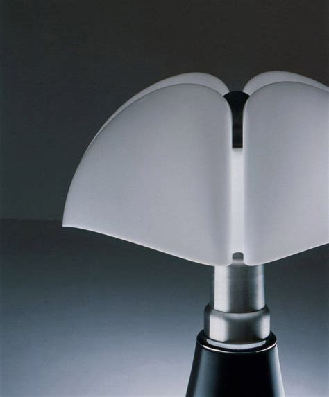 lampe de table pipistrello martinelli luce noir   design