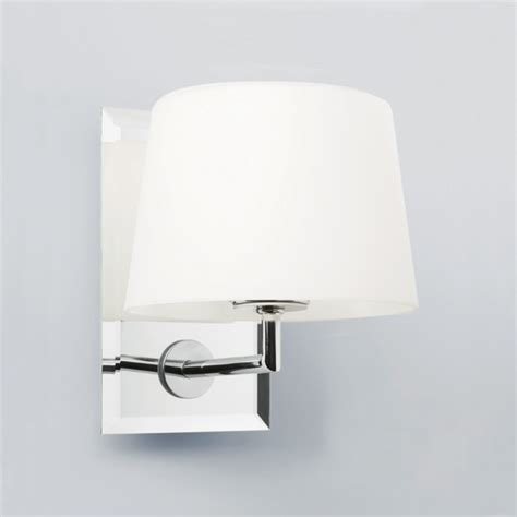 astro image 0410 dimmable wall light 40w g9 ip20 mirror