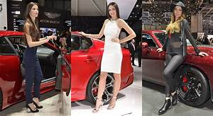 Salon Automobile 2018 : les h tesses du salon de gen ve 2017 photos ~ Medecine-chirurgie-esthetiques.com Avis de Voitures