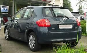 Toyota Auris 2008 : file toyota auris 5dr wikimedia commons ~ Medecine-chirurgie-esthetiques.com Avis de Voitures