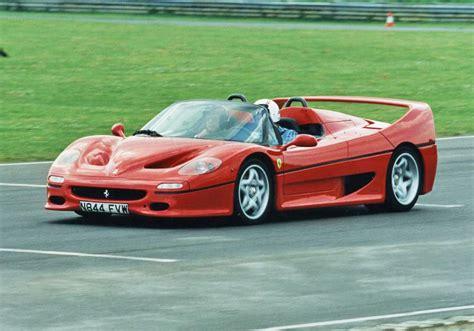 Top Ten Ferraris by F50 Best Ferraris Top 10 Best Ferraris