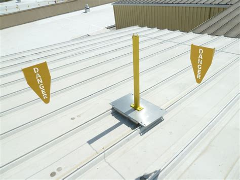 Kattsafe Warning Line System Metal Roof Options Galvanized Roofing Nails Contractors Mesa Miami Asset Management How To Install A Over Shingles Composite Slate Clean Black Streaks Off