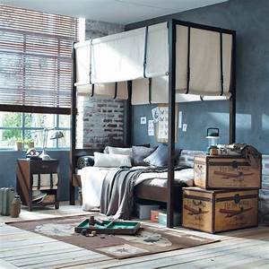 Maison Du Monde Bayonne : lit garcon maison du monde ~ Dailycaller-alerts.com Idées de Décoration