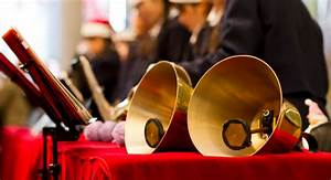 Brass, Handbell, Performance, Stock, Photo, -, Download, Image, Now